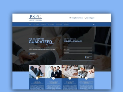 Management Company Website