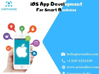 iPhone/iOS App Development Company in Germany | ArStudioz