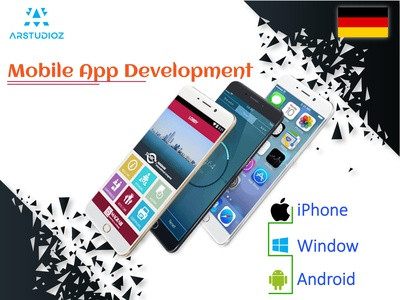 We are the Best Mobile App Company in Germany | ArStudioz
