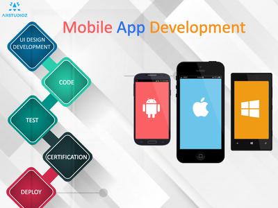 Best Mobile App Company in Germany | ArStudioz