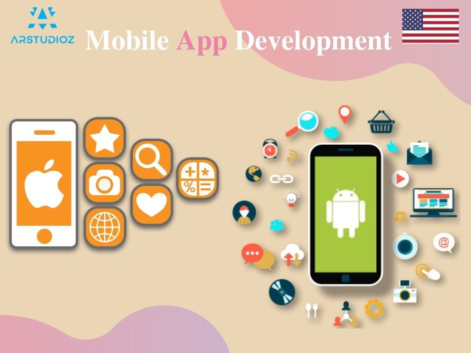 Amazing Mobile App Company in USA | ArStudioz top 10 app developers in usa best mobile app company in usa