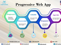 Arstudioz -  Progressive Web App Development Company in USA
