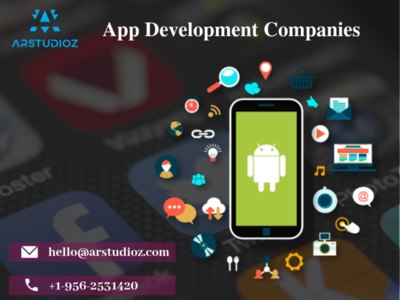 Arstudioz -  App Development Companies in USA