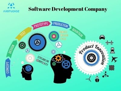 Arstudioz - software development company