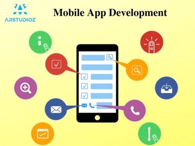 Get Mobile App Development Company | Arstudioz