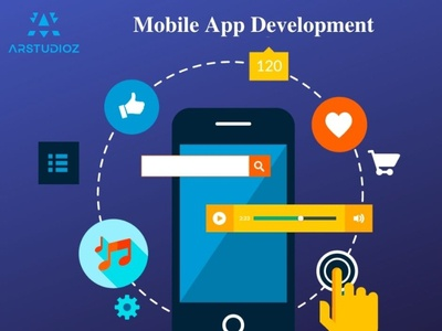 Arstudioz – Top Services Provider Mobile App Development Company