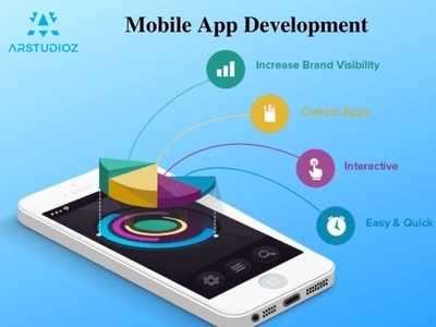 World's Best 20+ Mobile App Development Company : Arstudioz