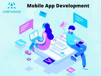 Best Mobile App Development Company in USA | Arstudioz
