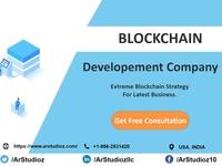 Leading Blockchain Development Company | Arstudioz