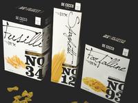 De Cecco Pasta Re-Design
