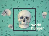 World Hunger Icon
