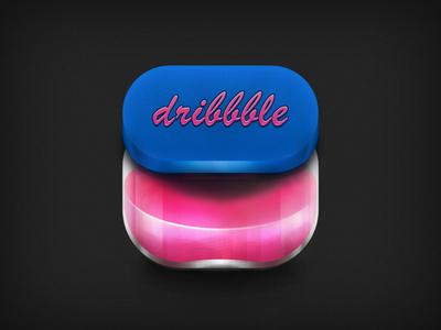 Dribbble Bottle