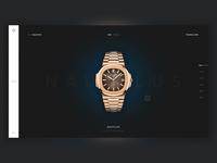 Patek Philippe Geneve - Website