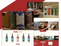 Elkmont Exchange / Knoxville, TN - Website Design by Slamdot