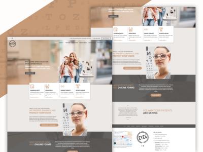 Eyes on Northshore / Knoxville, TN - Website Design