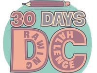 30 Days Drawing Challenge