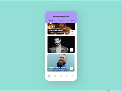 Nonprofit app user experience design animation prototype mobile app uxui ui brandidentity designthinking branding design appdevelopment creativeagency user experience gonniagency gonni