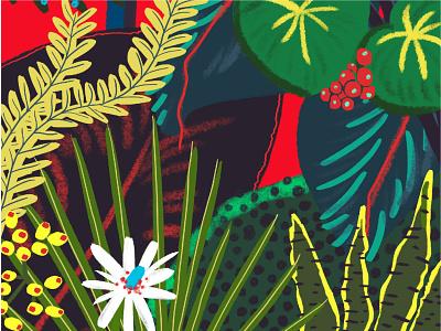 GuazuBet's branding jungle plants native misiones spot illustration website sportsbet appdevelopment design uxui brandidentity designthinking creativeagency gonniagency gonni