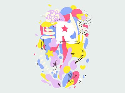 Illustrations branding appdesign digitalartist artwork user interface user experience brandidentity logo uxui appdevelopment design creativeagency designthinking gonniagency gonni