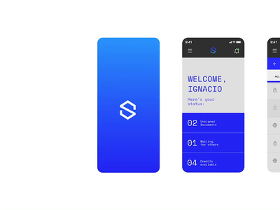 Digital smart contracts that save time creativeagency branding design uxui branding user experience brandidentity gonniagency gonni