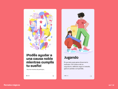 Remates Mágicos design digitalproducts branding uxui appdevelopment user experience creativeagency gonni brandidentity gonniagency