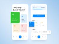 Marketing Miner - Mobile App Concept statistic ios mobile apps seo ux ui design mobile ui mobile app