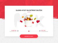 Valentine - Choose Package  [WIP]
