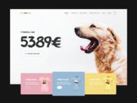 LabkaHore - Homepage  [WIP]