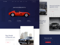 Maserati Club - Homepage