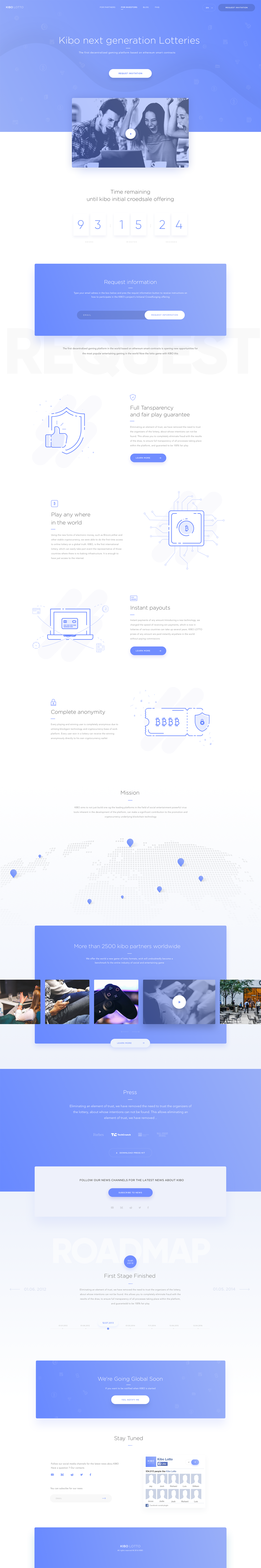 Landing page   lotto