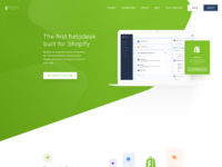 5 shopify page