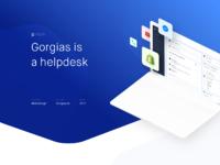 Gorgias behance