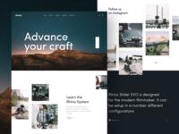 Rhino - Homepage