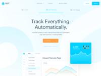Convertfox website user analytics