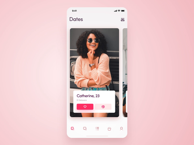 Dating & Meeting point App