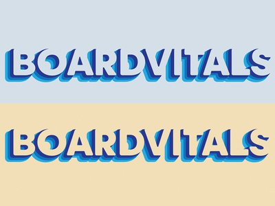 BoardVitals T-shirt design