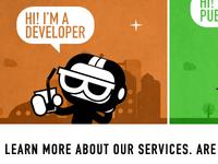 Hi! I'm a developer