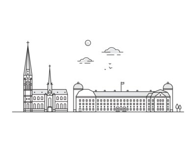 Buildings of Uppsala