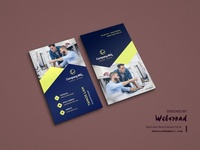 TAMOSLAM Business Card Template | websroad
