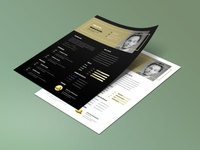 Bebas Creative Resume & CV Template | websroad