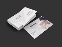 Verzo Business Card Template |  websroad