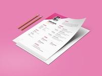 Core Creative Resume & CV Template   websroad