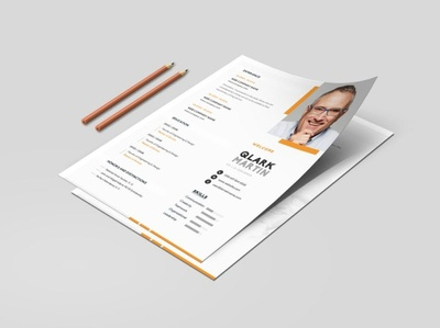 Ruber Creative Resume & CV Template | websroad