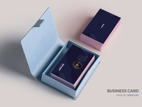Coulee Business Card Template | websroad