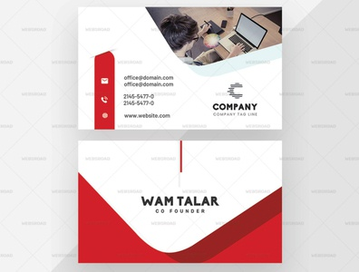 Jawis – Consultant Business Card Premium Template | Websroad brand set identity manipulation minimalist modren graphic template abstract vector abstract busenisscard namecard busniess multipurpose simple fashion marketing corporate modren branding creative clean