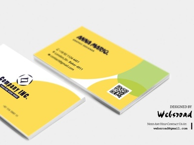 Mario business card template