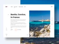 Landing Page - Tours & Travel