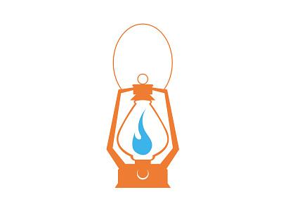 Lantern  logo lantern light discover
