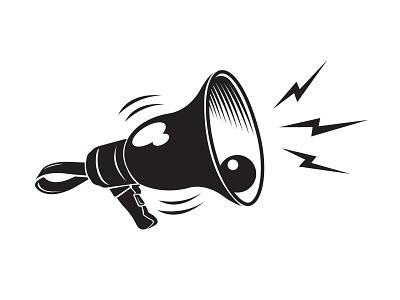 BELLHORN pr bullhorn logo horn bell