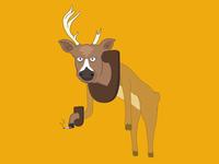 Deer humans,